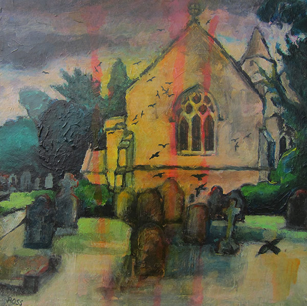 St Mary's Church, Cogges, Witney #3
