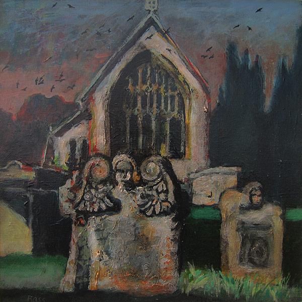 The Church of St Mary, Swinbrook #1